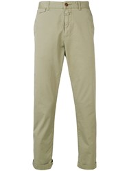 Closed Slim Fit Chinos Neutrals