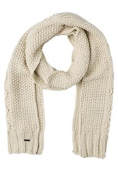Roxy Scarf Angora Off White