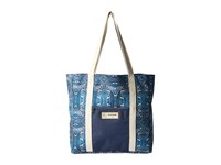 Dakine Party Cooler Tote 25L Furrow Tote Handbags Blue