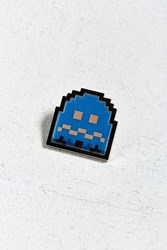 Urban Outfitters Pac Man Lenticular Ghost Pin Multi