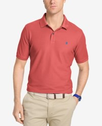 Izod Men's Advantage Performance Polo Rapture Rose