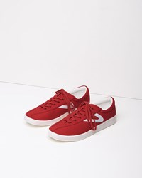 Tretorn Nylite Plus Sneaker Red