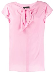 Boutique Moschino Knot Detail Blouse 60