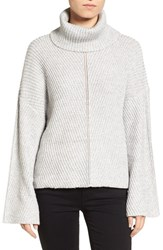 Cupcakes And Cashmere Women's Phil Slouchy Sweater Frost