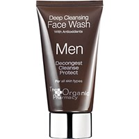 The Organic Pharmacy Men's Men Deep Cleansing Face Wash 75Ml No Color