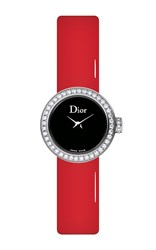 Dior Timepieces La Mini D De Watch Black