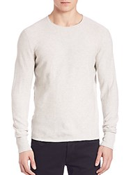 Rag And Bone Gregory Crewneck Sweater Salute