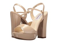 Touch Ups Whitta Nude Patent Women's Shoes Beige