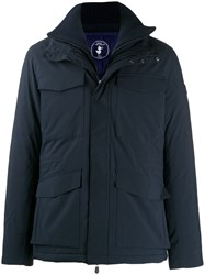 Save The Duck Matt Jacket Blue