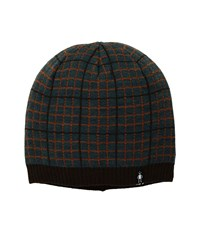 Smartwool Heritage Square Hat Lochness Heather Beanies Multi