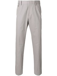 Stella Mccartney Classic Chinos Nude And Neutrals