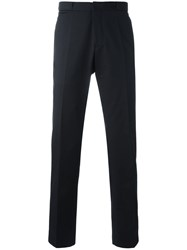Hugo Boss Tapered Trousers Blue