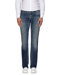 Richmond Denim Denim Denim Trousers Men Blue