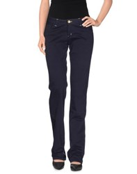 Love Moschino Trousers Casual Trousers Women Dark Blue