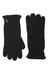 Polo Ralph Lauren Men's Classic Merino Wool Gloves