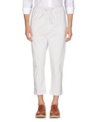 Stampd Casual Pants White