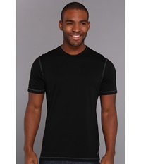 Smartwool Nts Micro 150 Tee Black Men's T Shirt