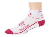 Pearl Izumi Fly Run Sock Berry Women's Quarter Length Socks Shoes Burgundy