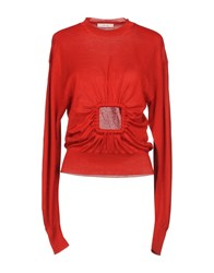 Celine Sweaters Red