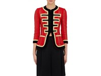 Givenchy Women's Military Inspired Slim Jacket