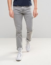 Levi's 511 Slim Fit Tapered Jeans Grey