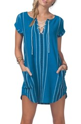 Rip Curl Women's Lucia Lace Up Dress