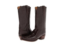 Lucchese L1409.74 Sienna Ultra Bel Cai Pony Cowboy Boots Gray