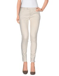 .. Merci Trousers Casual Trousers Women Beige