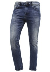 Petrol Industries Seaham Slim Fit Jeans Cloudysky Blue Denim