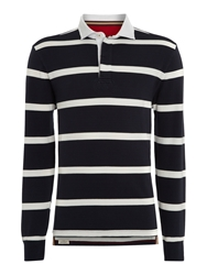 Howick Hockney Fine Stripe Navy