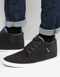 Jack And Jones Vertigo Mid Plimsolls Black