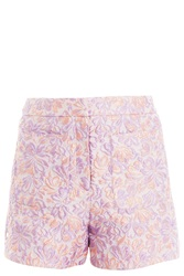 Markus Lupfer Floral Puff Alana Shorts