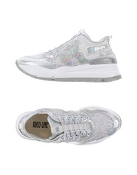 Ruco Line Sneakers Silver