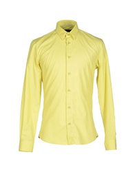 Versus Shirts Light Yellow