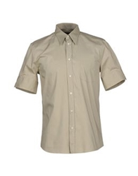 John Richmond Shirts Beige