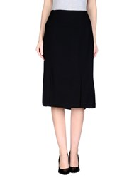 Ivan Montesi Skirts 3 4 Length Skirts Women Black
