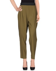 True Royal Casual Pants Military Green