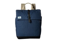 Toms Trekker Waxed Canvas Backpack Navy Backpack Bags
