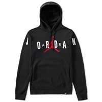 Nike Jordan Brand Flight Fleece Graphic Hoody Black