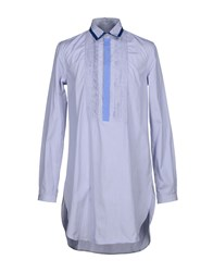 Richard Nicoll Shirts Shirts Men Blue