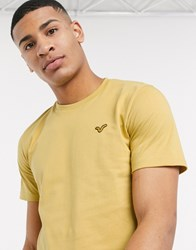 Voi Jeans Basic T Shirt In Stone