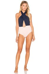 Clube Bossa Terus One Piece Navy