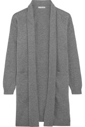 Vince Cashmere Cardigan Gray