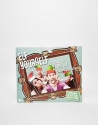 Gifts Elf Yourself Photo Props Multi