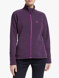 Haglofs Astro 'S Insulated Jacket Acai Berry Lilac