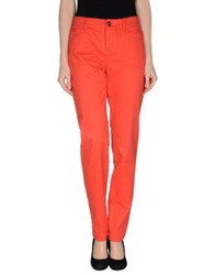 Street One Casual Pants Red