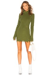 Lovers Friends Keeney Dress Army
