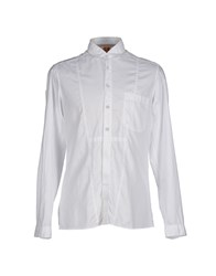 Boss Orange Shirts Shirts Men White