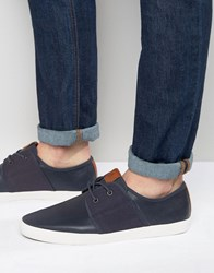 Aldo Hairedia Plimsolls Blue
