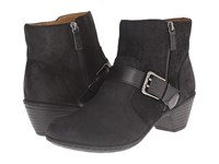 Softspots Saffron Black Women's Boots